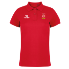 Handsworth Ladies Polo Shirt - Red