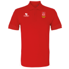Handsworth Cotton Polo Shirt - Red